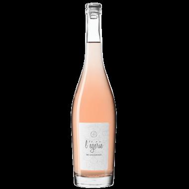 Vin rosé haut de gamme