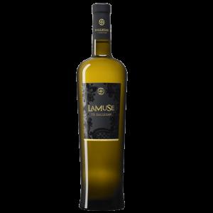 Bouteille de Muse vin blanc